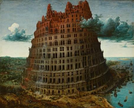 Bruegel_d._Ä.,_Pieter_-_Tower_of_Babel_-_Museum_Boijmans_Van_Beuningen_Rotterdam